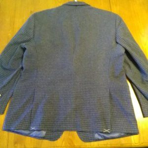 NWT JoS A Bank suit jacket, size 48Reg, dark blue